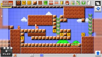 Hands On With Super Mario Maker - 2015-06-29 16:39:21