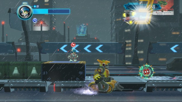 Mighty No. 9 Preview: Mega Action - 2015-06-17 14:01:25