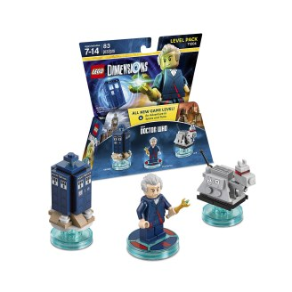 LEGO Dimensions Doctor Who Announced - 2015-07-09 09:16:52