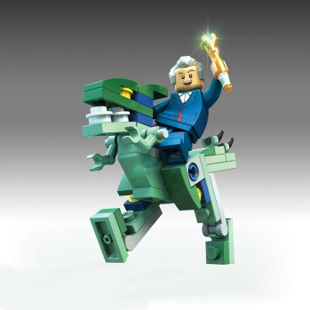 LEGO Dimensions Doctor Who Announced - 2015-07-09 09:17:19