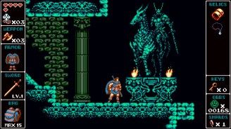 Odallus: The Dark Call (PC) Review 1