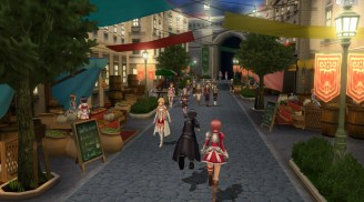 Sword Art Online Re: Hollow Fragment (PS4) Review 1