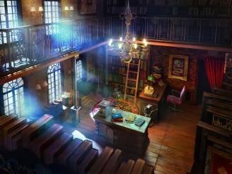 Gabriel Knight: The Sins of The Fathers 20th Anniversary Edition (Android) Review 4