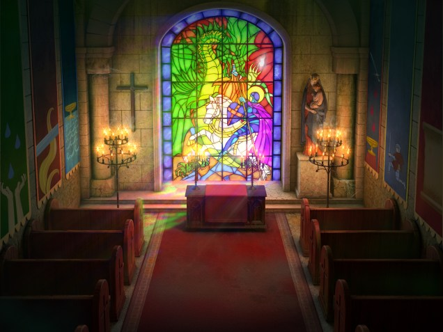 Gabriel Knight: The Sins of The Fathers 20th Anniversary Edition (Android) Review 2