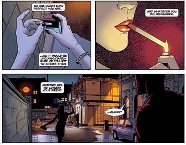 Phonogram: The Immaterial Girl (Comic) Review