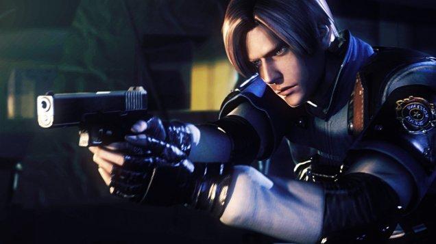 Resident Evil 2 Remake Offical - 2015-08-12 11:30:39