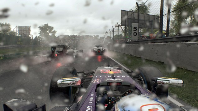 F1 2015 (PS4) Review 2