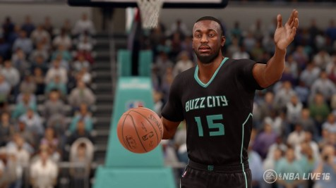 NBA Live 16 (PS4) Review 2