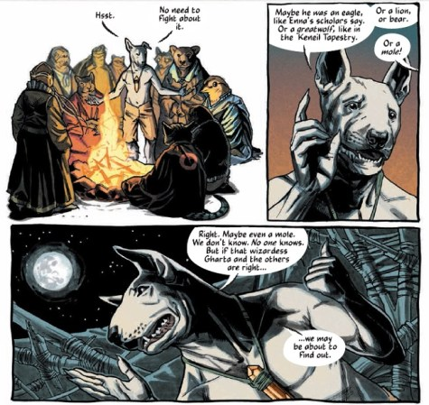 The Autumnlands: Tooth and Claw v.1 (Comic) Review 3