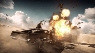 Can Mad Max: Fury Road's Action be Matched in a Game? - 2015-09-28 15:35:54