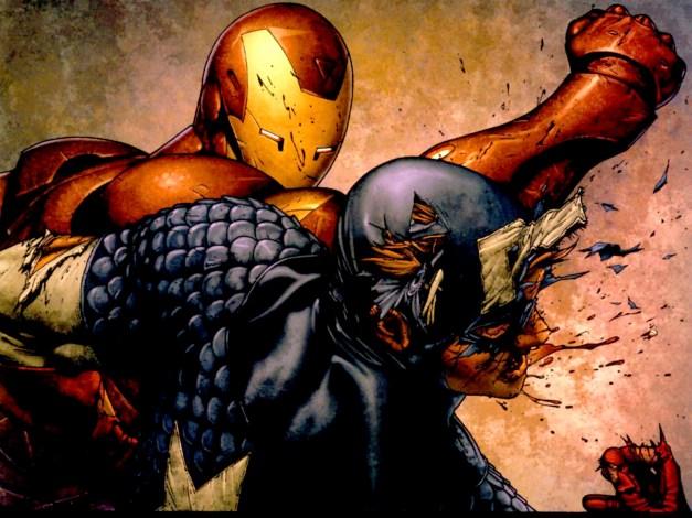 Will Iron Man be a Jerk in Captain America: Civil War? - 2015-09-28 16:04:50