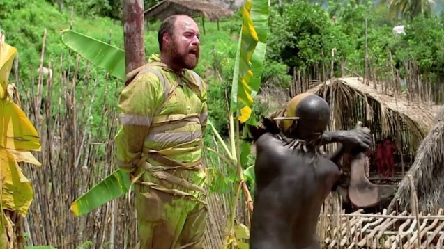 The Green Inferno (Movie) Review 3