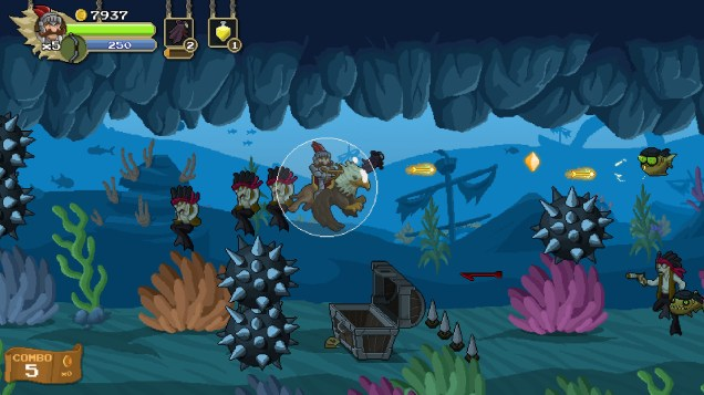 Gryphon Knight Epic (PC) Review 1