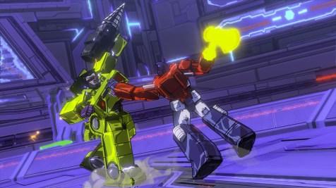 Transformers: Devastation (PS4) Review 2