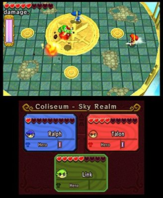 The Legend of Zelda: TriForce Heroes (3DS) Review - 2015-10-26 13:35:19