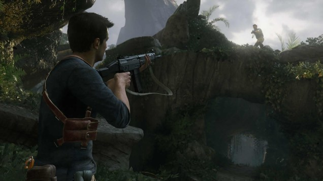 Uncharted: The Nathan Drake Collection (PS4) Review 1
