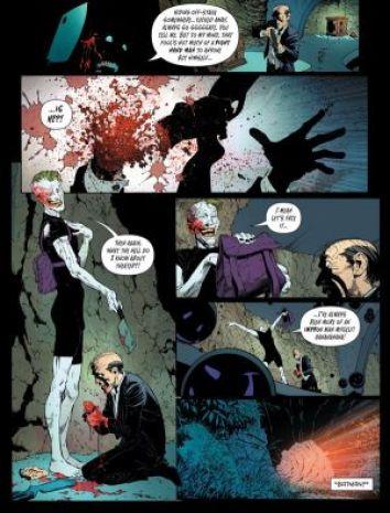 Batman Vol. 7: Endgame (Graphic Novel) Review 2
