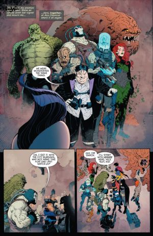 Batman Vol. 7: Endgame (Graphic Novel) Review 1