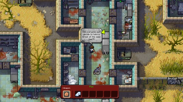 The Escapists: The Walking Dead (PC) Review 4