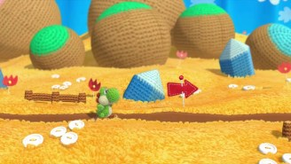 Yoshi's Woolly World (Wii U) Review 3