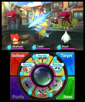 Yo-Kai Watch (3DS) Review 7