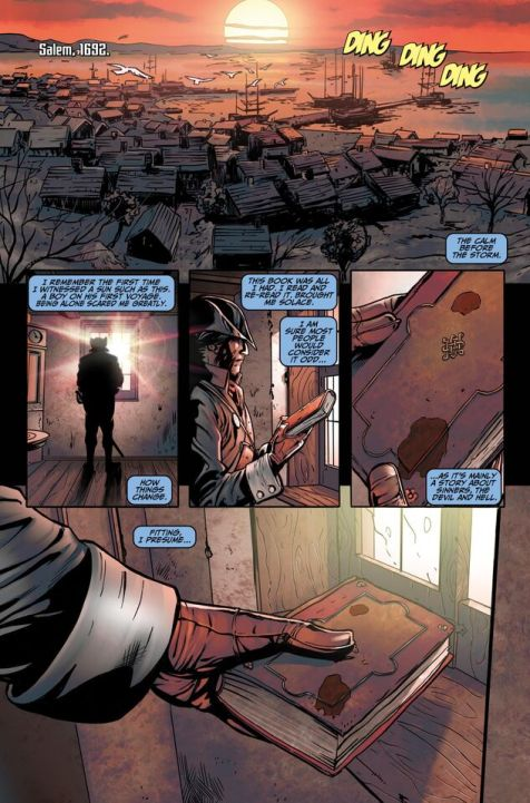 Assassin's Creed #2 (Comic) Review 2