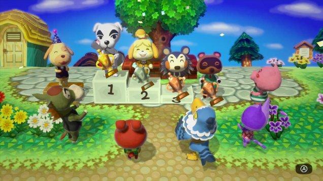 Animal Crossing: Amiibo Festival (Wii U) Review 3