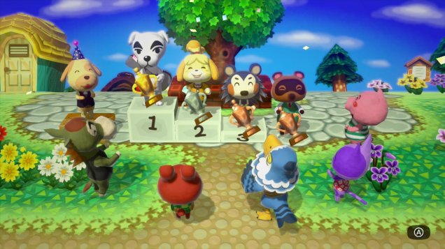 Animal Crossing: Amiibo Festival (Wii U) Review 3