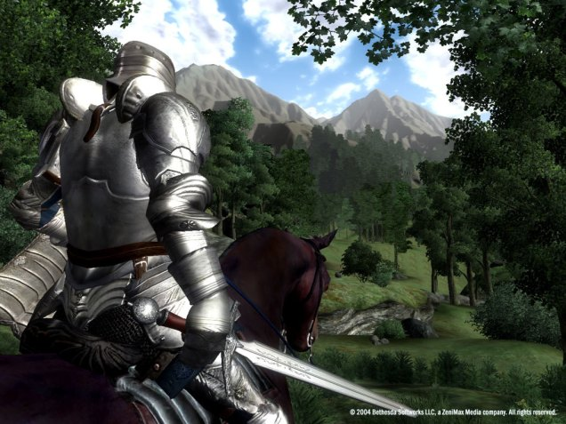 A History Of Bethesda Game Studios' Games - Oblivion