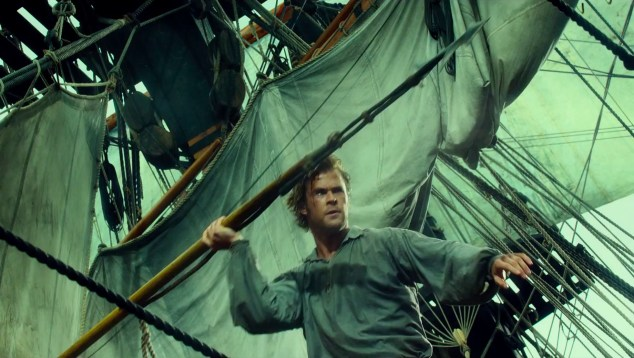 In The Heart Of The Sea (Movie) Review 3