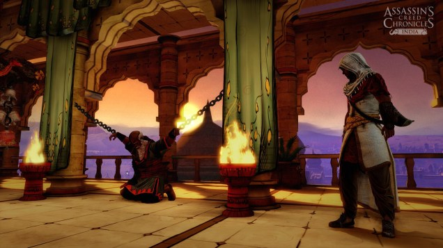 Assassin's Creed Chronicles: India (PS4) Review 4