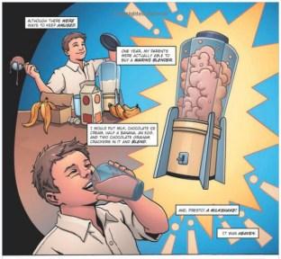 Amazing Fantastic Incredible: A Marvelous Memoir (Book) Review 2
