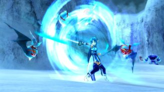 Sword Art Online: Lost Song (PS4) Review 1