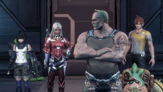 Xenoblade Chronicles X (Wii U) Review 1