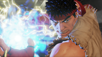 Street Fighter V (PS4) Review 1
