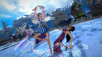 Bandai Namco Unveil New One Piece: Burning Blood Trailer and Screens 1