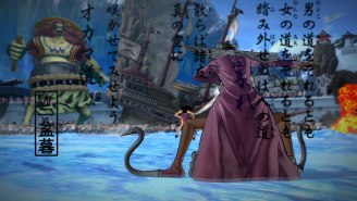 Bandai Namco Unveil New One Piece: Burning Blood Trailer and Screens 3