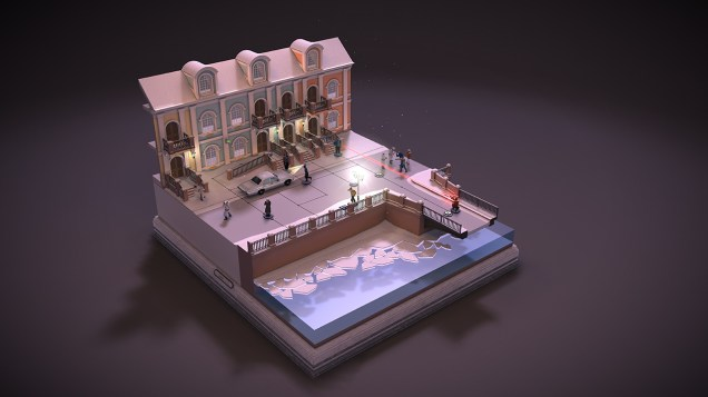 Hitman Go: Definitive Edition (PS4) Review 1