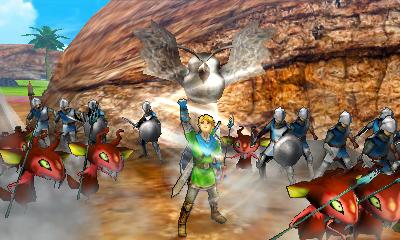 Hyrule Warriors: Legends (3DS) Review 1