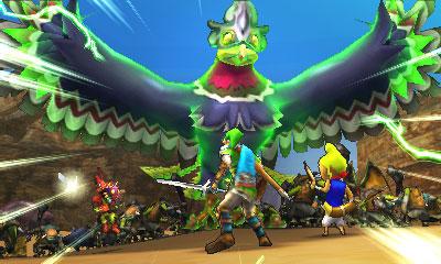 Hyrule Warriors: Legends (3DS) Review 2
