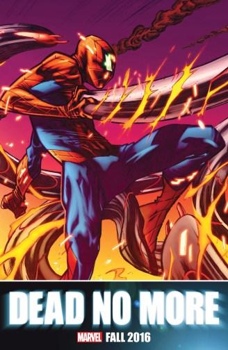 Marvel reveals promo art for Dead No More 1