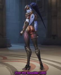 Overwatch community in outcry following character pose change 4