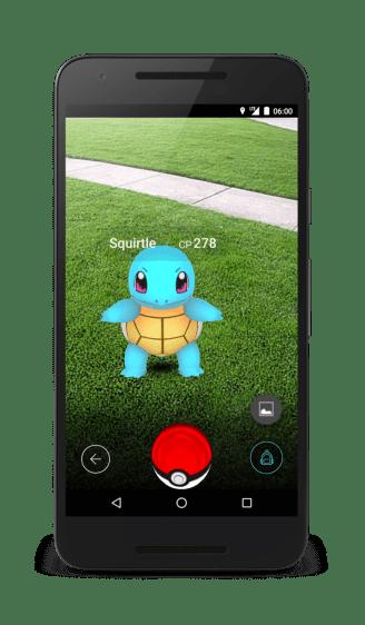 Pokémon GO field test starts today 1