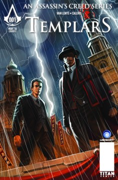 Assassin's Creed: Templars #1 (Comic) Review 7