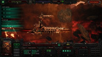 Battlefleet: Gothic Armada Review 1