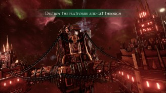 Battlefleet: Gothic Armada Review 3