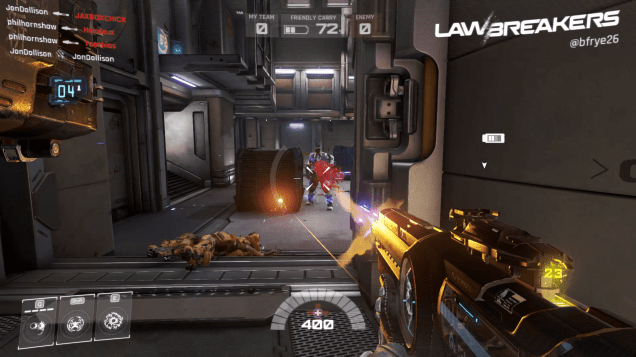 Lawbreakers Preview: The PC Shooter is Back 8