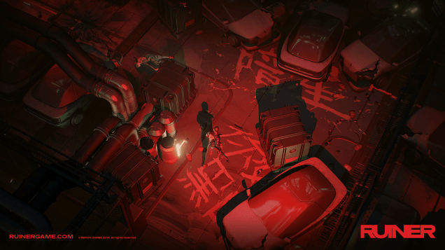 PAX East 2016: Ruiner Preview 6