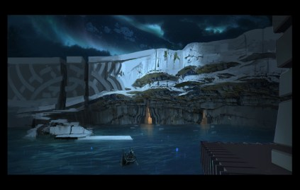 Possible God of War 4 concept art leaks 9