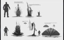 Possible God of War 4 concept art leaks 10